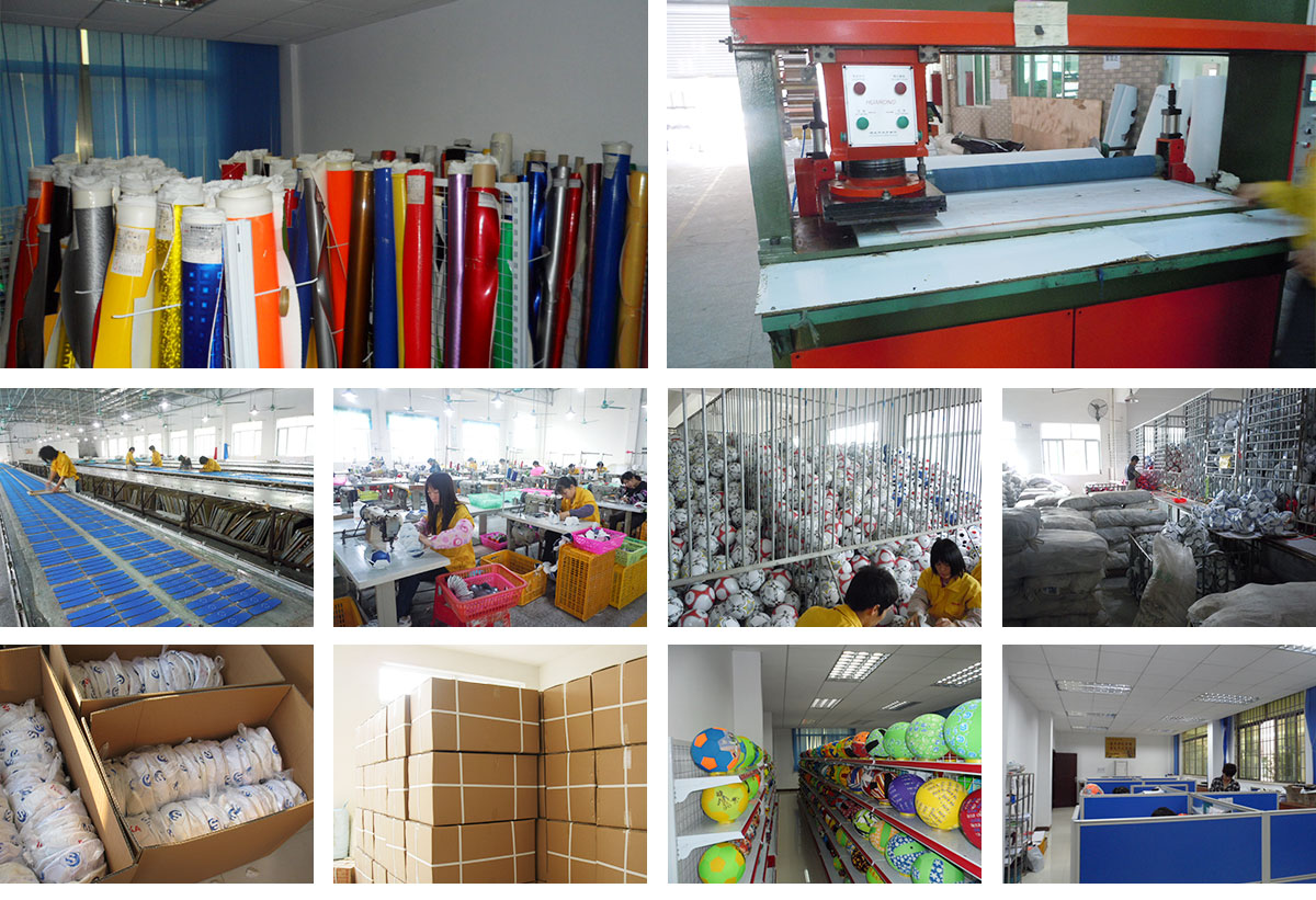 Jinxian ANT Sporting Products Co., Ltd. Factory Show